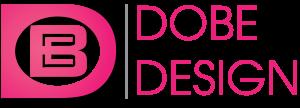 dobe design logo