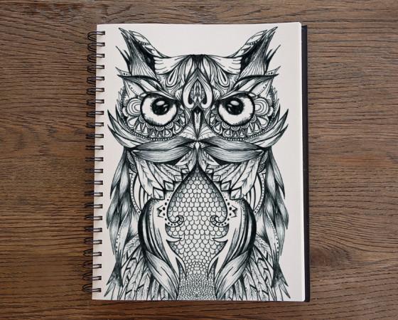 Sova – volná tvorba