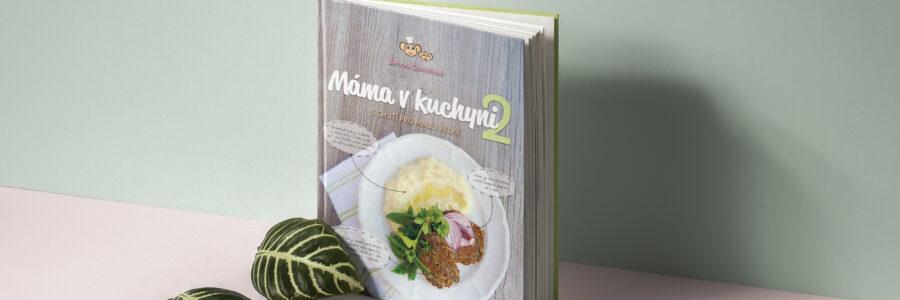 Kniha Máma v kuchyni 2